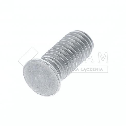 Kołki gwintowane do metali T-FH4 tył
