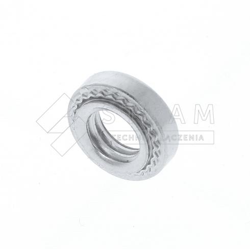 Nakrętki wciskane do metali T-SP4 przód