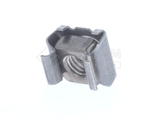 Nakrętki klatkowe - klatka: stal nierdzewna, nakrętka: stal nierdzewna lub ocynkowana - F-5100, F-6100
