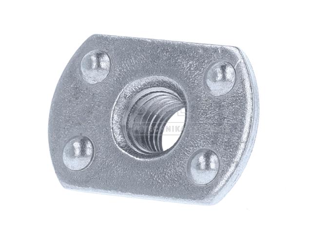 Cylindryczna nakrętka DCS - ocynk