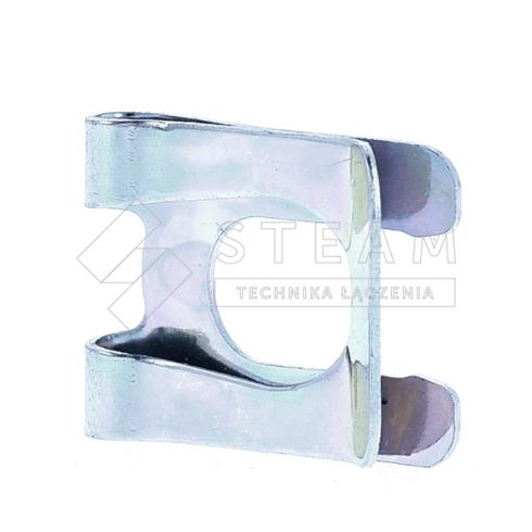 Wsuwka na wałek FAM - materiał: stal, powłoka: fosforanowa