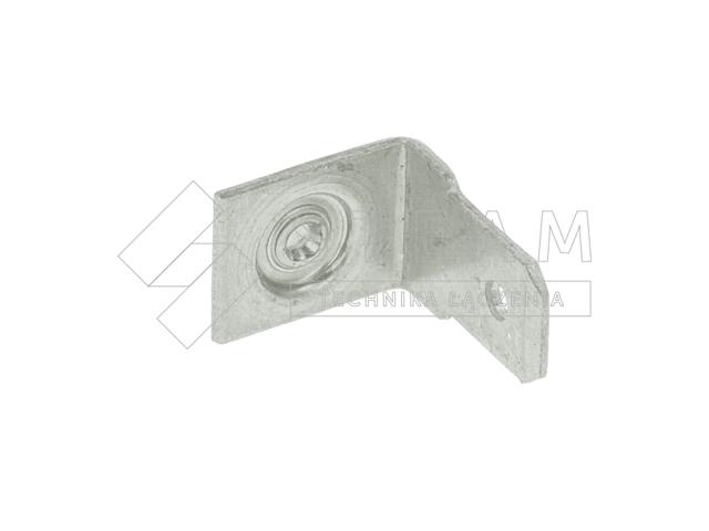 Styk konektorowy 1-stronny - aluminium