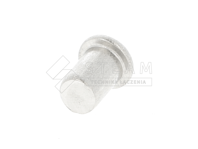 Trzpień bez gwintu typ UT - aluminium